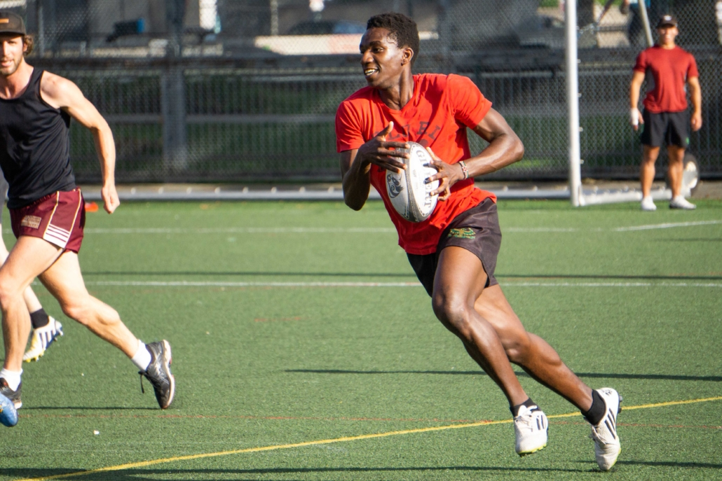 Touch Rugby BC