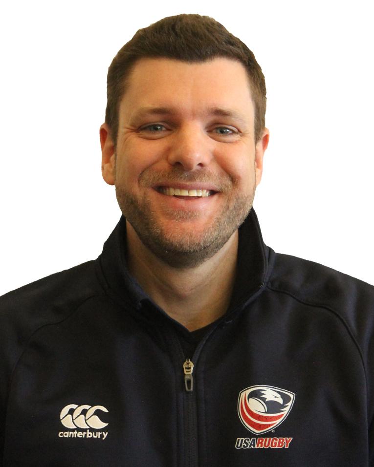 Jamie McGregor USA Rugby