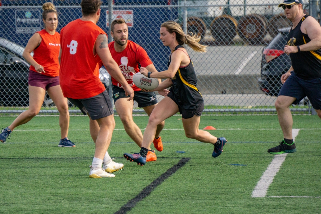BC Touch Rugby