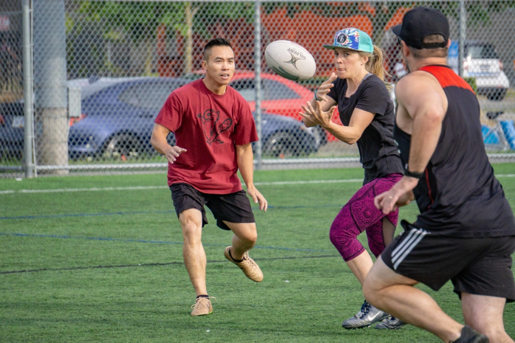 BC Rugby Touch Leagues