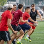 Touch Rugby in BC