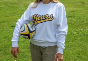 BC Bears Crew White