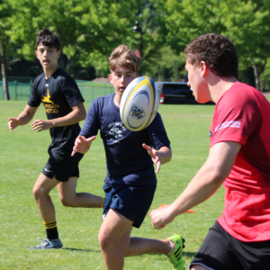 BC Rugby High-Performance Summer Camp Vancouver Island