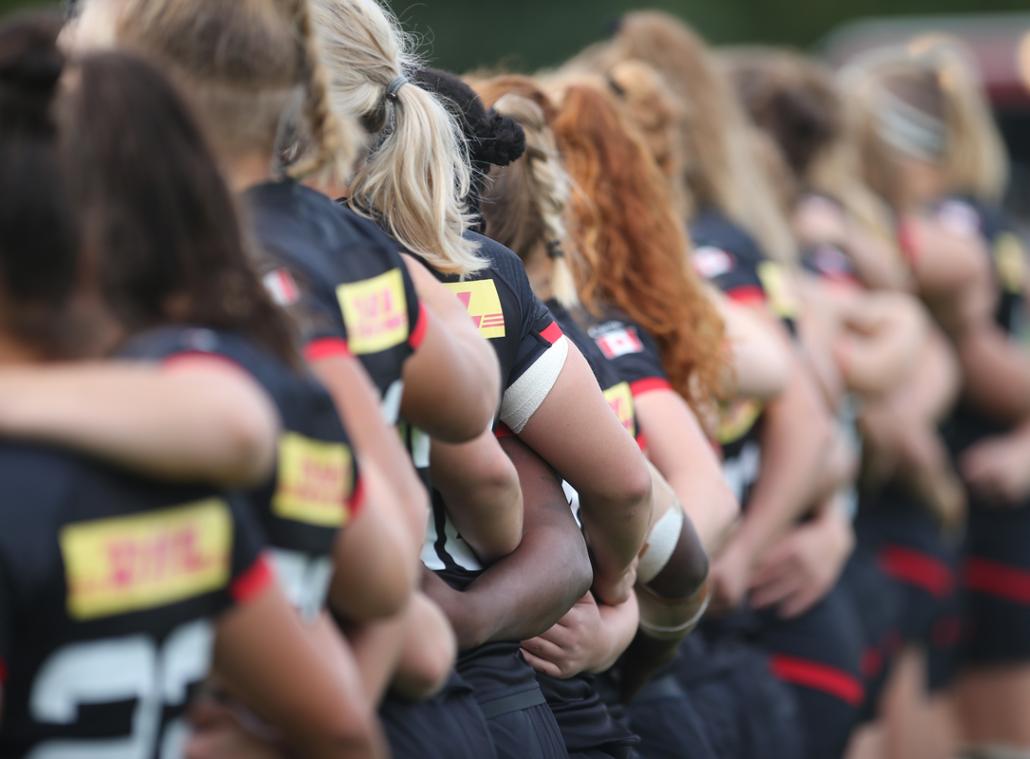 Canada's Women's Team Camp