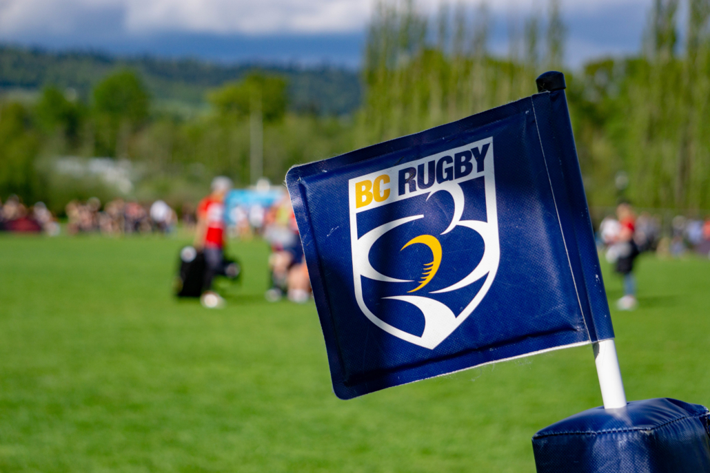 BC Rugby Flag