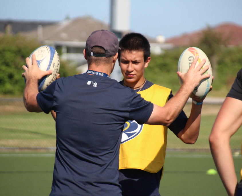 BC Rugby Surrey Coaching