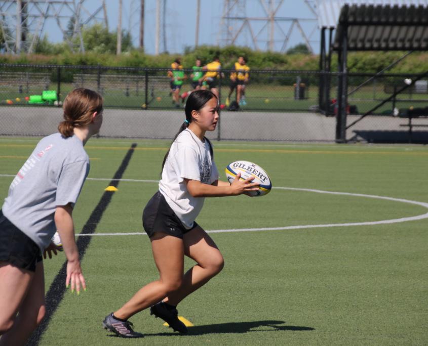 BC Rugby Surrey Girls