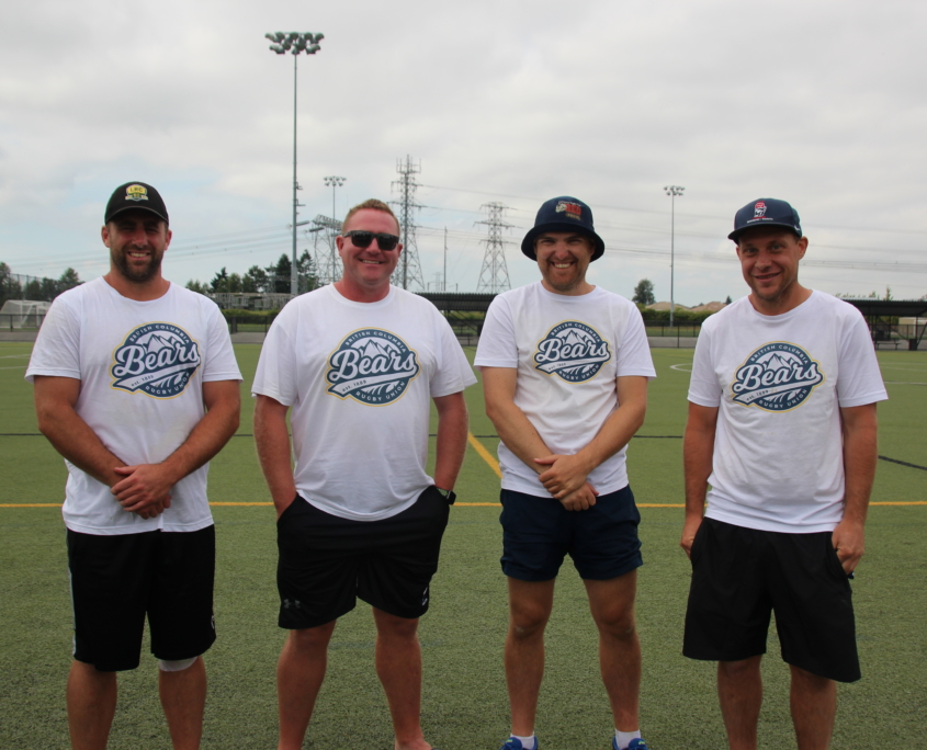 BC Rugby Coaches
