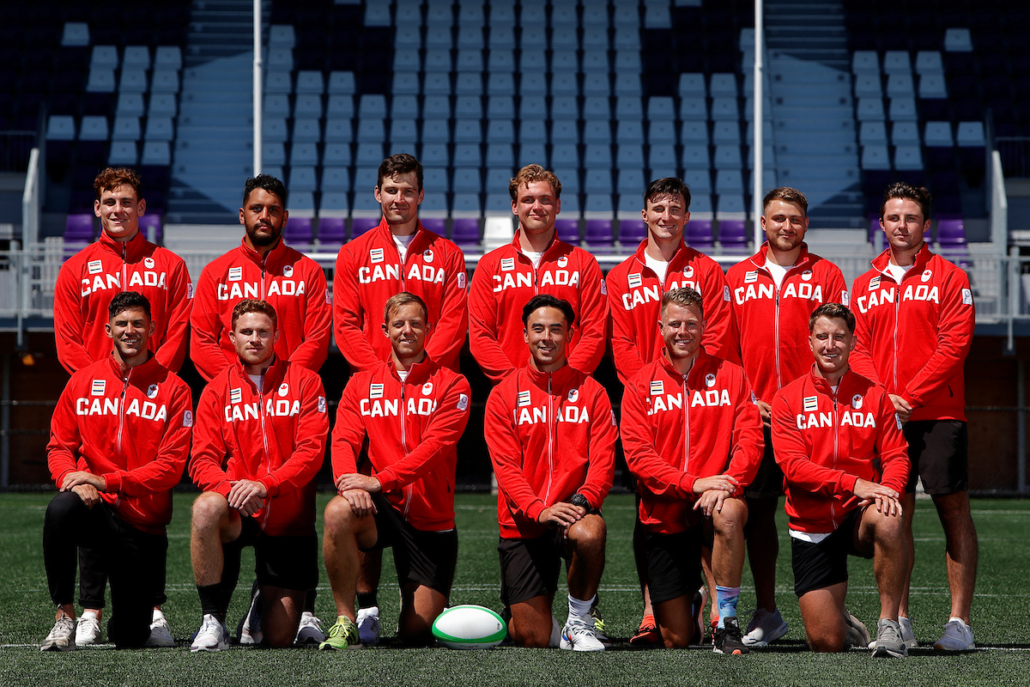 Canada's Men's 7s Team Olympics