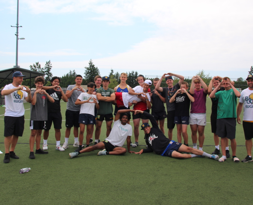 BC Rugby Boys Surrey