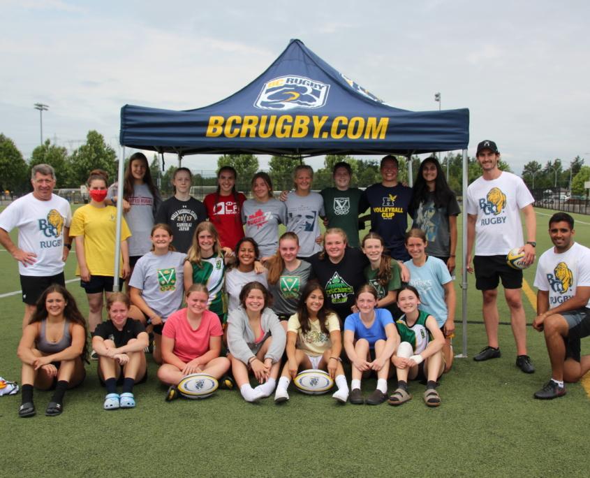 BC Rugby Girls Surrey