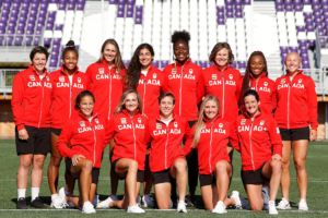 Canada's Women's 7s Team Olympics