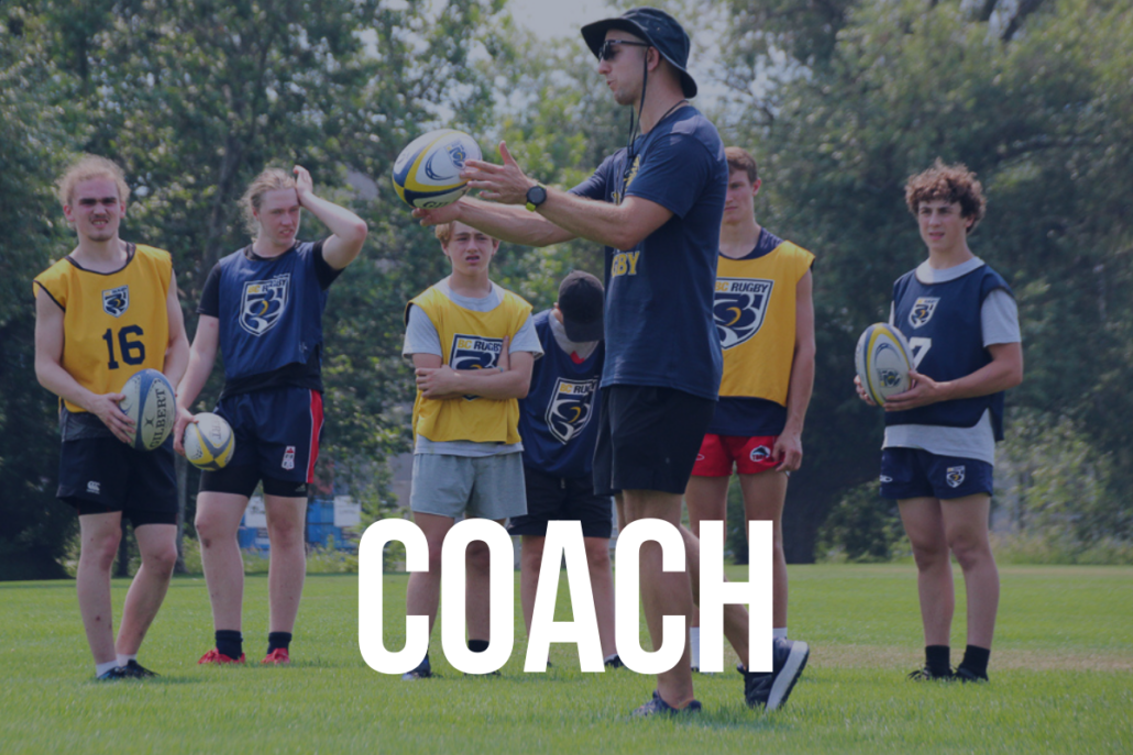 Join The Game - Coach