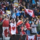Canada 7s Vancouver crowd during the action