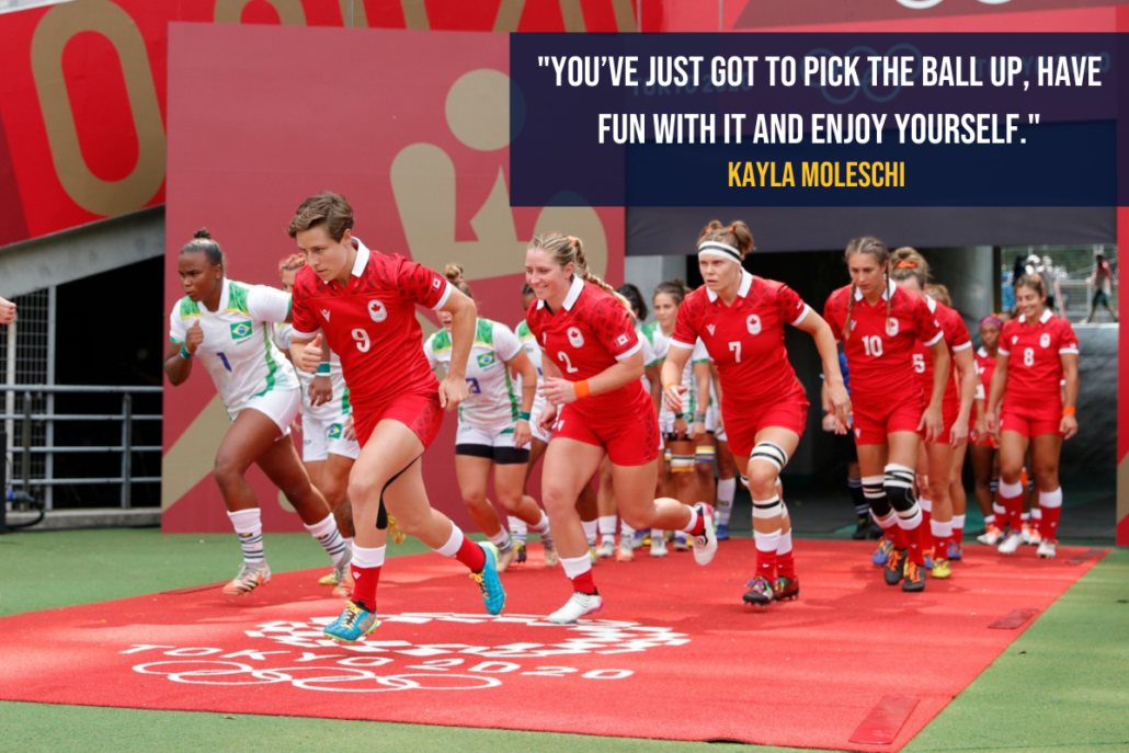 Canada Women's 7s at Tokyo 2020