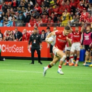 Canada 7s Action Shot